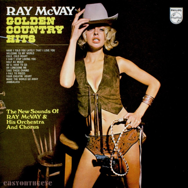 Ray McVay Golden Country Hits