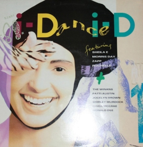 iD magazine album i-Dance WEA