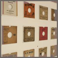 sheffield record shop display