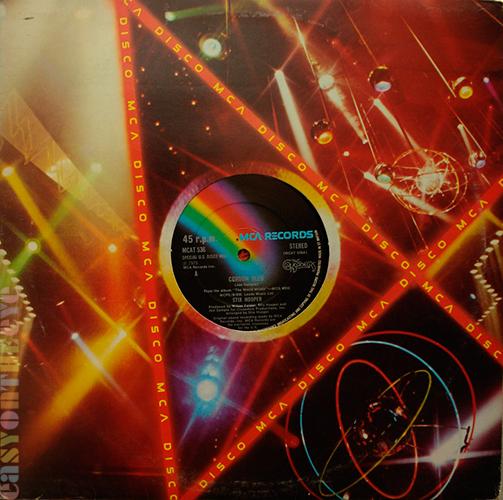 MCA : generic disco single sleeve, circa 1979